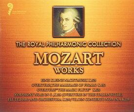 【送料無料・新品】癒しのモーツァルト《CD6枚組》