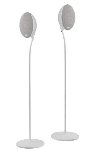 KEF E301 フロアースタンド 白 本体別売り ケーイーエフ スピーカースタンド ペア