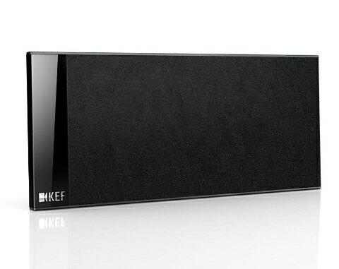 KEF T101c ブラック ケーイーエフ センタースピーカー 1本