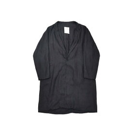 2019SS AUGUSTE-PRESENTATION pajama look オーギュストプレゼンテーション チェスターコート AUPJAW001
