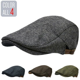 【 送料無料 】 帽子 MIX ツィードハンチング BM ミックス メンズ ツイード ハンチングキャップ ハンチング 紳士 ゴルフ キャップ 秋冬 父の日