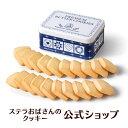 バター好きのための WEB限定プレミアムバタークッキー缶<バター26%>手提げ袋付き 小分け プレゼントギフト 贈り物…