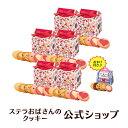 ステラおばさんのクッキー WEB限定おまけ付きバレンタインプチギフト6個セット/20バレンタインデーフェア 手提げ袋SS…