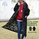 Aura アウラダウンジャケット M.L.LL.2L.3L.4L.5L 秋冬の定番モッズコート アウター ミリタリーコート レディース 秋 冬