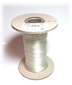 [WA005]モビロン(シリコンゴム糸)0.5/0.8mm 業務用300m巻【ブレスレット用ゴム糸】【送料無料】[RPT]