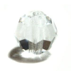 [DA002]スワロフスキービーズ ダイヤカット型(#5000) 12mm 1個【クリスタル】【ラウンド】[RPT]