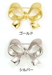 [BC004]ブローチ金具 BR36リボン デリカビーズ織り【MIYUKI】