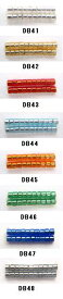 [BA001]MIYUKI デリカビーズ 20g 丸 DB41,DB42,DB43,DB44,DB45,DB46,DB47,DB48【ミユキ MIYUKI】[RPT]