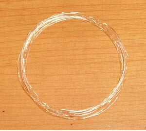 [WA005]モビロン(シリコンゴム糸)0.5mm 1mあたり40円】【ブレスレット用ゴム糸】[RPT]