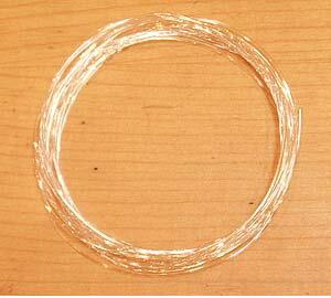 [WA005]モビロン(シリコンゴム糸)0.8mm 1mあたり50円【ブレスレット用ゴム糸】[RPT]