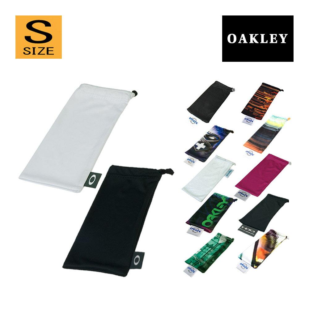 オークリー アクセサリー マイクロバック サングラス用 サイズS OAKLEY MICROCLEAR CLEANING BAG FOR SUNGLASS サングラス用 マイクロバッグ
