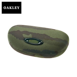 オークリー サングラス ケース OAKLEY LIFESTYLE ELLIPSE O SUNGLASS CASE ケース GREEN CAMO 102-548-001