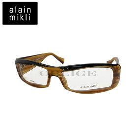 アランミクリ メガネ ALAIN MIKLI al0753 al0753-0001