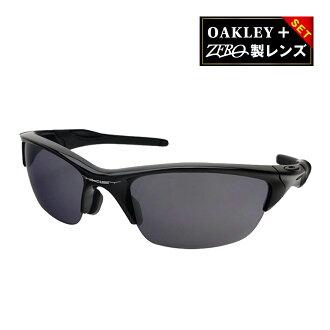 Oak利太阳眼镜OAKLEY oo9153-01 HALF JACKET2.0(半茄克2.0)合身POLISHED BLACK/BLACK IRIDIUM黑色派太阳眼镜亚洲体育活动眼罩