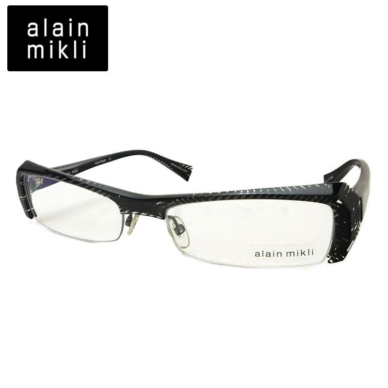 アランミクリ メガネ ALAIN MIKLI a0477 a0477-02