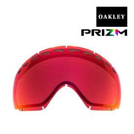 オークリー クローバー ゴーグル 交換レンズ プリズム 101-246-003 OAKLEY CROWBAR スノーゴーグル PRIZM TORCH IRIDIUM