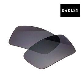 オークリー ガスカン サングラス 交換レンズ 13-503 OAKLEY GASCAN BLACK IRIDIUM