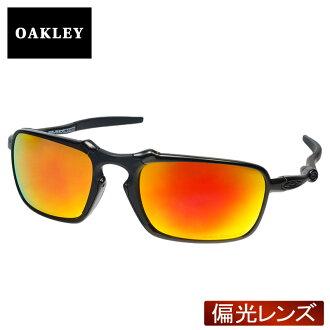 d9adbe0ffa OBLIGE  Oakley Sunglasses OAKLEY BADMAN Badman US fit oo6020-03 polarized  lenses