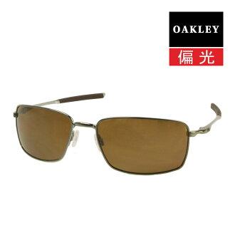899ace0624 Oakley Sunglasses polarized lens OAKLEY oo4075-06 SQUARE WIRE skier wire  (TUNGSETEN TUNGSTEN IRIDIUM POLARIZED)