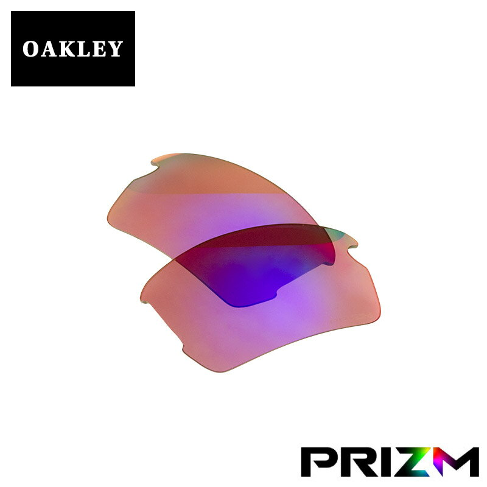 オークリー フラック2.0 アジアンフィット サングラス 交換レンズ ランニング ロード用 プリズム 101-487-010 OAKLEY FLAK2.0 ジャパンフィット スポーツサングラス PRIZM ROAD