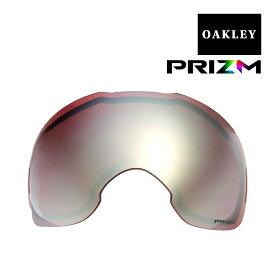 オークリー エアブレイク ゴーグル 交換レンズ プリズム 101-642-010 OAKLEY AIRBRAKE XL スノーゴーグル PRIZM BLACK IRIDIUM