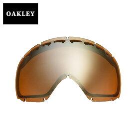 【訳あり】 アウトレット オークリー クローバー ゴーグル 交換レンズ o02-112 OAKLEY CROWBAR スノーゴーグル BLACK IRIDIUM