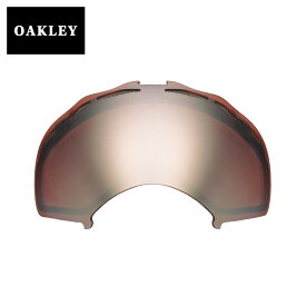 オークリー スプライス ゴーグル 交換レンズ 03-014 OAKLEY SPLICE スノーゴーグル BLACK ROSE IRIDIUM