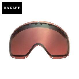 オークリー クローバー ゴーグル 交換レンズ 03-016 OAKLEY CROWBAR スノーゴーグル BLACK ROSE IRIDIUM