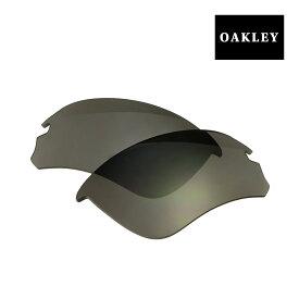 オークリー フラックドラフト アジアンフィット サングラス 交換レンズ 102-563-020 OAKLEY FLAK DRAFT ジャパンフィット スポーツサングラス BLACK IRIDIUM