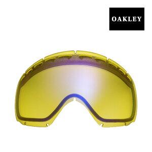 【訳あり】 アウトレット オークリー クローバー ゴーグル 交換レンズ o02-120 OAKLEY CROWBAR スノーゴーグル H.I.YELLOW