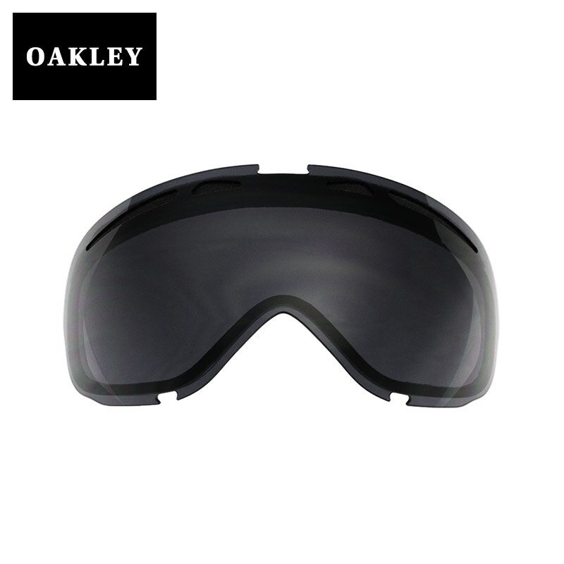 オークリー エレベート ゴーグル 交換レンズ 01-021 OAKLEY ELEVATE スノーゴーグル DARK GRAY