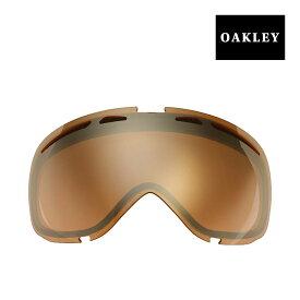オークリー エレベート ゴーグル 交換レンズ 01-022 OAKLEY ELEVATE スノーゴーグル BLACK IRIDIUM