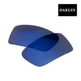 オークリー ガスカン サングラス 交換レンズ 13-523 OAKLEY GASCAN ICE IRIDIUM