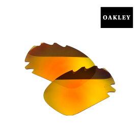オークリー レーシングジャケット サングラス 交換レンズ rajk-fr30 OAKLEY RACING JACKET スポーツサングラス FIRE IRIDIUM VENTED