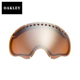 オークリー エーフレーム1.0 ゴーグル 交換レンズ 02-231 OAKLEY A FRAME1.0 スノーゴーグル BLACK IRIDIUM