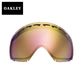 [Translation available, outlet, Oakley goggles for replacement lenses clover VR50 PINK IRIDIUM CROWBAR OAKLEY o01-034