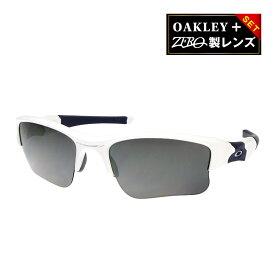 オークリー フラックジャケット スタンダードフィット サングラス 03-943 OAKLEY FLAK JACKET XLJ スポーツサングラス プレゼント選択可