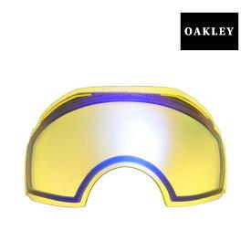 オークリー エアブレイク ゴーグル 交換レンズ 01-346 OAKLEY AIRBRAKE スノーゴーグル H.I.YELLOW