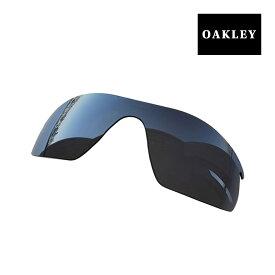オークリー レーダーロックピッチ サングラス 交換レンズ 43-547 OAKLEY RADARLOCK PITCH スポーツサングラス BLACK IRIDIUM