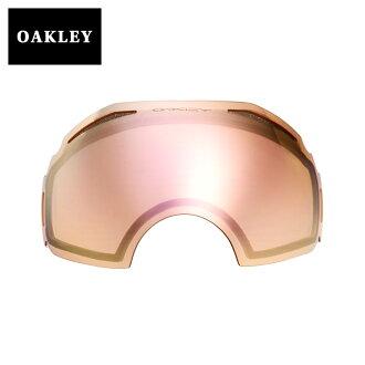 오크리 고글용 교환 렌즈 에어 브레이크 VR50 PINK IRIDIUM AIRBRAKE OAKLEY 01-348
