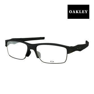 OAKLEY Oak利眼镜车架CROSSLINK SWITCH亚洲的合身:交联开关彩色:SATIN BLACK OAKLEY