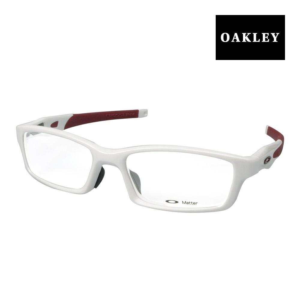 オークリー メガネ OAKLEY CROSSLINK アジアンフィット ジャパンフィット ox8029-0456