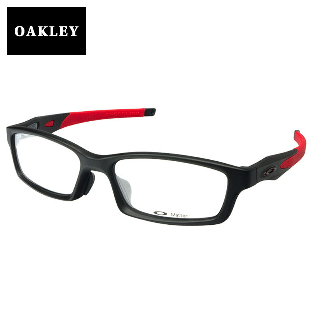 オークリー メガネ OAKLEY CROSSLINK アジアンフィット ジャパンフィット ox8029-0856