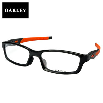 lenkkitossut ottaa kiinni esittelijänä Oakley glasses OAKLEY CROSSLINK horse mackerel Ann fitting Japan fitting  ox8029-0956