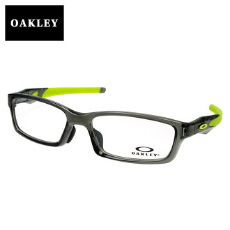 奥克利眼镜OAKLEY CROSSLINK竹荚鱼安合身日本合身ox8118-0256
