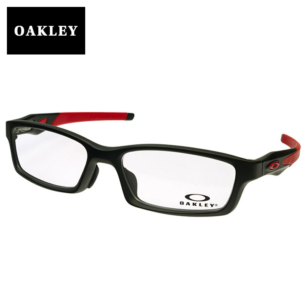 オークリー メガネ OAKLEY CROSSLINK アジアンフィット ジャパンフィット ox8118-0456