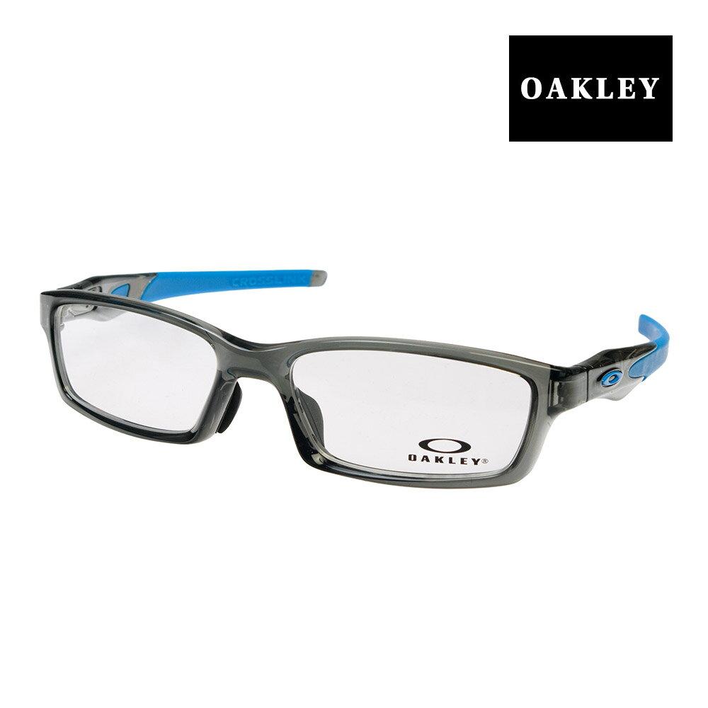 オークリー メガネ OAKLEY CROSSLINK アジアンフィット ジャパンフィット ox8118-0656
