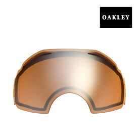 オークリー エアブレイク ゴーグル 交換レンズ 01-357 OAKLEY AIRBRAKE スノーゴーグル BLACK IRIDIUM