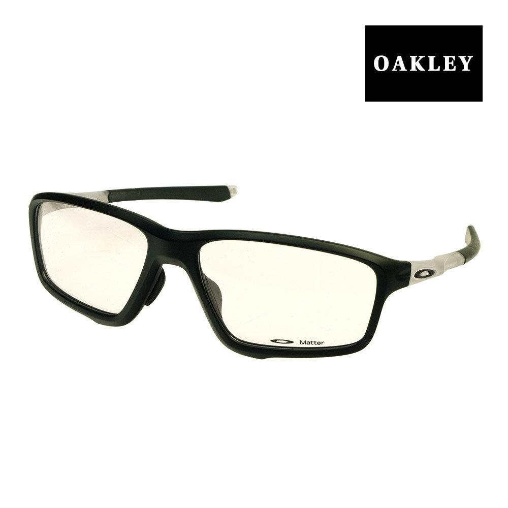 オークリー メガネ OAKLEY CROSSLINK ZERO クロスリンク ゼロ アジアンフィット ジャパンフィット ox8080-0358