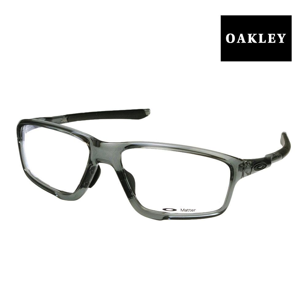 オークリー メガネ OAKLEY CROSSLINK ZERO クロスリンク ゼロ アジアンフィット ジャパンフィット ox8080-0458